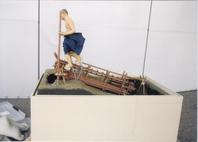 竜骨車(水汲み上げメカ)